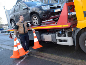 flatbed tow truck yonkers